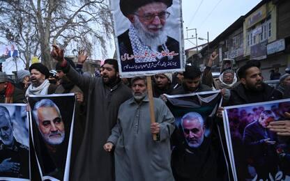 """Uccisione Soleimani, Iran: giustiziata """"spia della Cia"""""""