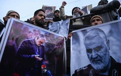 Nuovo raid Usa a Baghdad, ucciso comandante filo iraniano