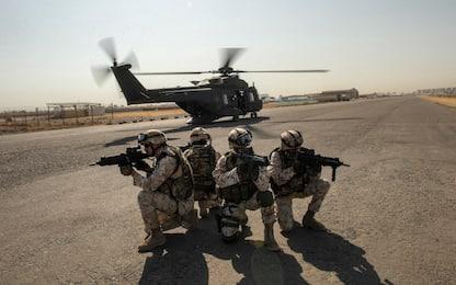 Allerta per i militari dopo il raid Usa. Sono 900 gli italiani in Iraq