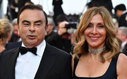 La fuga di Carlos Ghosn, mandato di arresto per la moglie Carole