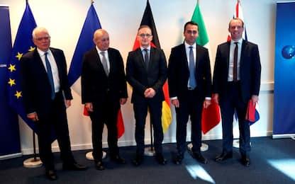 "Libia, vertice Ue: ""No a interferenze esterne"". Haftar punta Misurata"