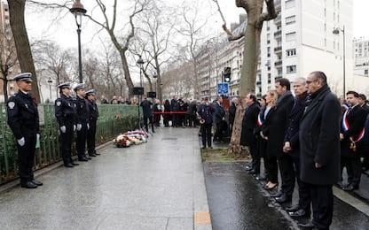 Charlie Hebdo, quinto anniversario della strage. FOTO