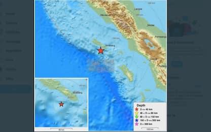 Terremoto di magnitudo 6.4 in Indonesia. Nessun rischio tsunami