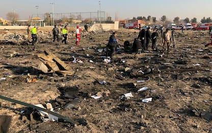 L'Iran ammette l'errore umano per aereo ucraino abbattuto a gennaio