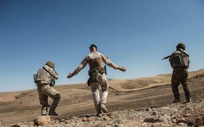 Iran attacca basi Usa in Iraq, a Erbil soldati italiani nei bunker