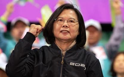Elezioni Taiwan, Tsai verso la rielezione