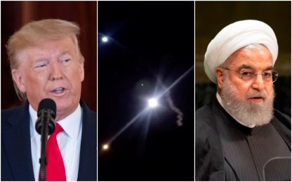 """Crisi Usa-Iran, Teheran all'Onu: """"Non vogliamo la guerra"""""""