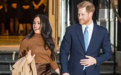 Harry e Meghan, ecco come hanno deciso il divorzio dalla corona