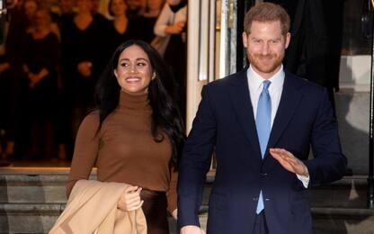 Meghan Markle è tornata in Canada, Harry a Londra per negoziati