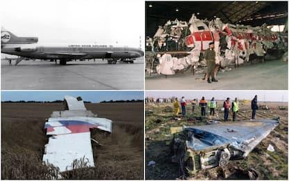 Aereo caduto in Iran, abbattuto da missile per errore: i precedenti