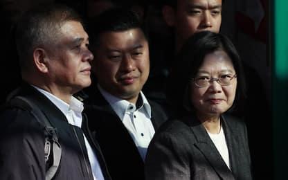 Taiwan, elezioni presidenziali: Tsai al secondo mandato