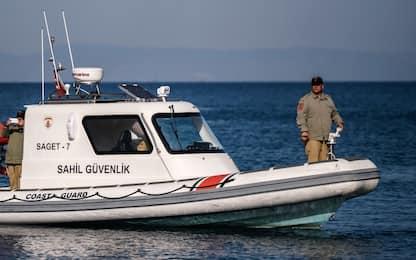 Migranti, naufragio al largo della Turchia: 11 morti tra cui 8 bambini