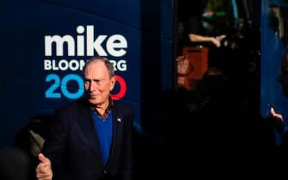 """Usa 2020, Bloomberg: """"Spenderò un miliardo pur di battere Trump"""""""