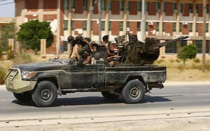 Libia, accuse per violazioni del cessate il fuoco ma tregua regge