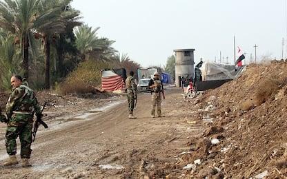 Iraq, razzi contro base che ospita truppe Usa