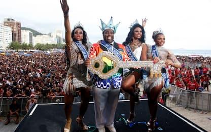 Rio de Janeiro, al via i festeggiamenti per il carnevale 2020. VIDEO