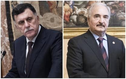 Libia, salta accordo a Mosca: Sarraj firma tregua, Haftar prende tempo