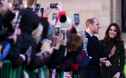 William e Kate, la prima uscita del 2020 è a Bradford. FOTO
