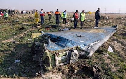 Aereo abbattuto Iran, Paesi delle vittime chiedono risarcimento