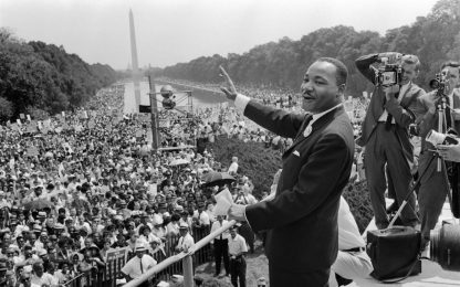 Martin Luther King Day: una ricorrenza storica. FOTO