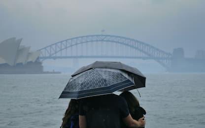 Incendi Australia, violente piogge danno una tregua. FOTO