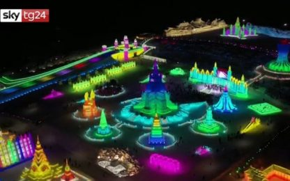 Cina in festa per il capodanno lunare. VIDEO