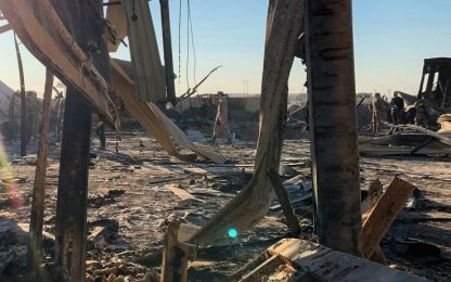 Missili Iran su basi Usa, Pentagono: 11 soldati americani ricoverati