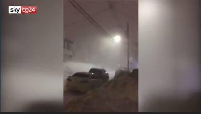 Canada, dichiarato stato di emergenza per tempesta di neve. VIDEO