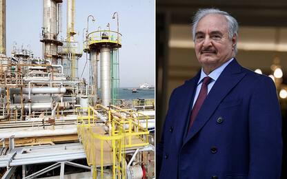 Libia, Sarraj a Berlino per conferenza. Haftar chiude pozzi petrolio