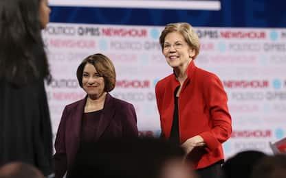 Usa 2020, Nyt appoggia due donne: Elizabeth Warren e Amy Klobuchar