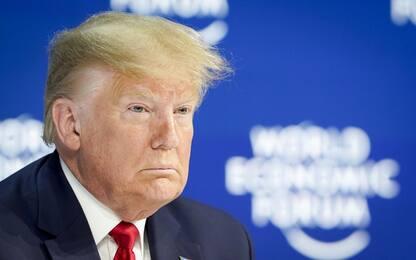 "Trump a Davos: ""Usa tornati a vincere"". Clima? ""No a profeti sventure"""