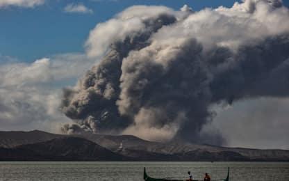 Anak Krakatau, il vulcano indonesiano che ha congelato l'atmosfera