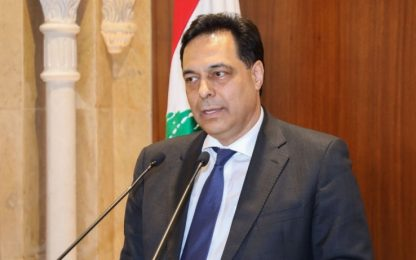 Libano, formato il nuovo governo: lo guida Hassan Diab