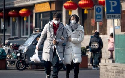 Virus Cina, Pechino cancella le celebrazioni per il capodanno