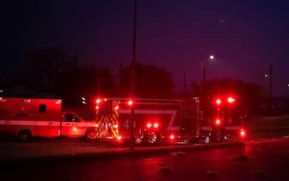 Usa, forte esplosione in un palazzo a Houston: un ferito e un disperso