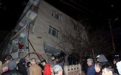Terremoto di magnitudo 6.8 in Turchia: 29 morti