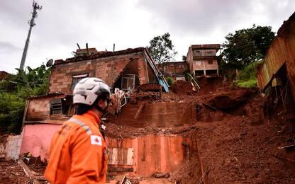 Brasile, tempesta nel Minas Gerais: almeno 44 morti. FOTO