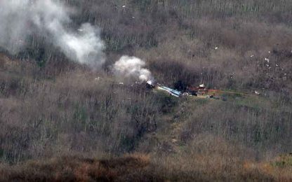 Morte Kobe Bryant, causa a società elicottero da familiari 4 vittime