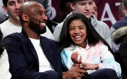 Kobe Bryant: la storia della figlia Gigi, morta con lui nell'incidente