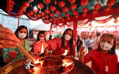 Thailandia, 6 nuovi contagi di coronavirus accertati. FOTO