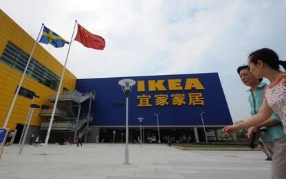 Coronavirus, Ikea chiude tutti gli store in Cina