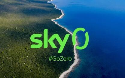 Sky Zero, obiettivo: azzerare le emissioni di carbonio entro il 2030
