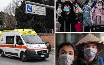 Coronavirus, peggiorano i coniugi cinesi allo Spallanzani
