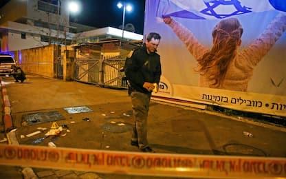 Gerusalemme, auto investe soldati israeliani: feriti. Hamas rivendica