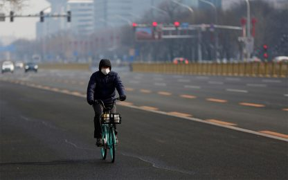 Coronavirus, Pechino e Macao sono città fantasma. FOTO