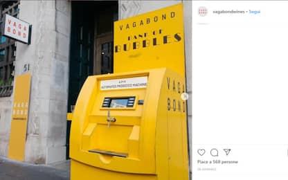Londra, bancomat distribuisce prosecco. Consorzio: frode agli inglesi