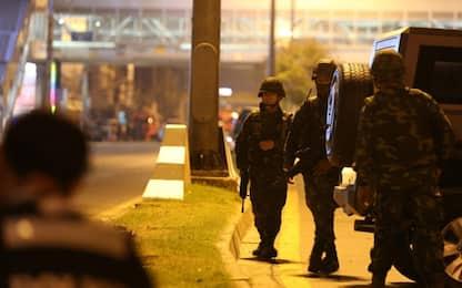 Thailandia, soldato fa una strage in un centro commerciale
