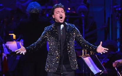 Vittorio Grigolo, il tenore toscano tra gli ospiti di Sanremo 2020