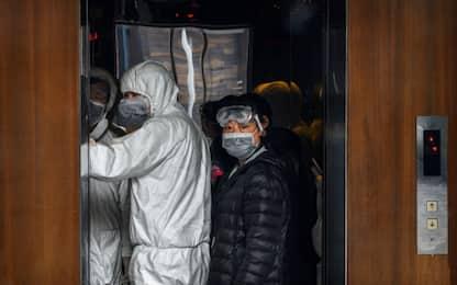 """Coronavirus, Oms: """"Contagio fuori dalla Cina è punta dell'iceberg"""""""