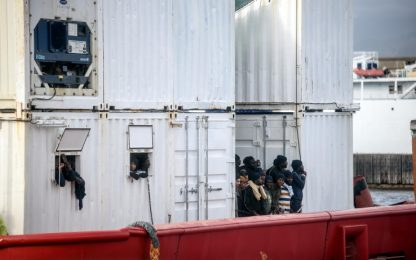 Migranti, l'Italia invia alla Libia modifiche al memorandum